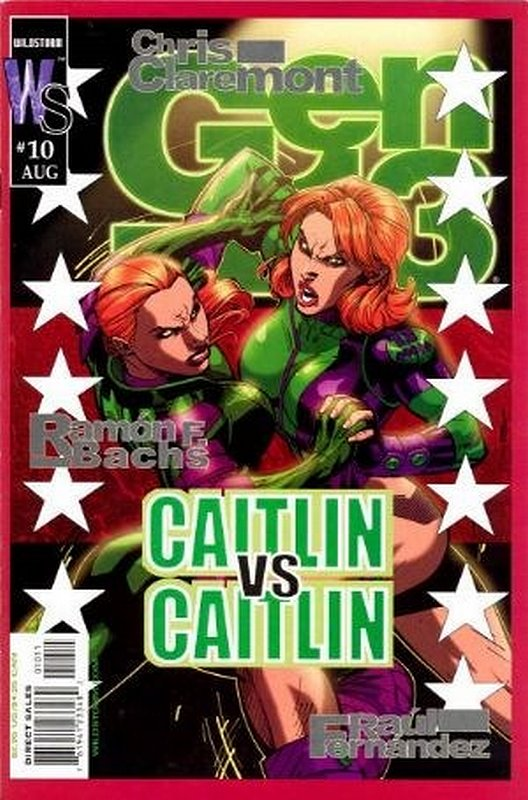 Cover of Gen 13 (Vol 3) #10. One of 250,000 Vintage American Comics on sale from Krypton!