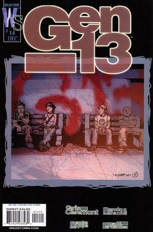 Cover of Gen 13 (Vol 3) #14. One of 250,000 Vintage American Comics on sale from Krypton!