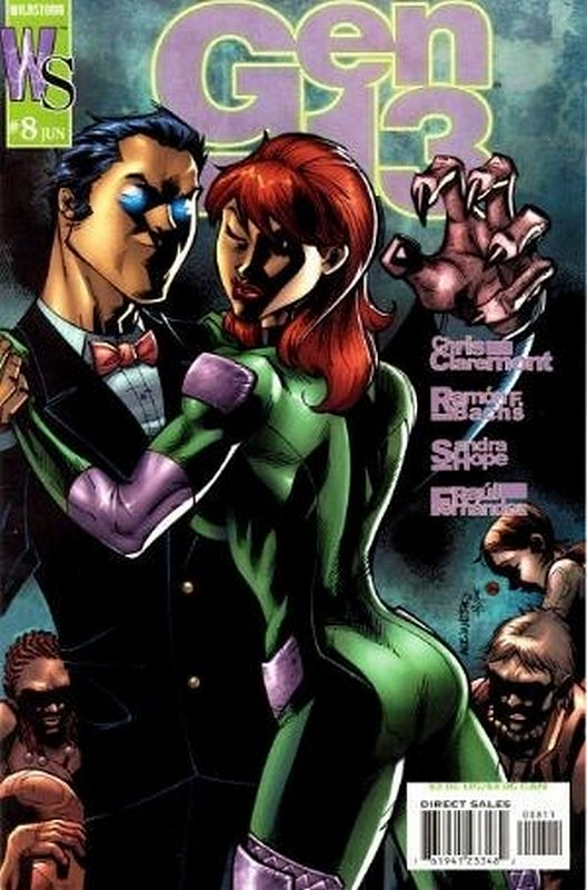 Cover of Gen 13 (Vol 3) #8. One of 250,000 Vintage American Comics on sale from Krypton!
