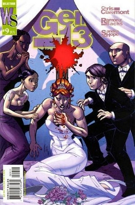 Cover of Gen 13 (Vol 3) #9. One of 250,000 Vintage American Comics on sale from Krypton!
