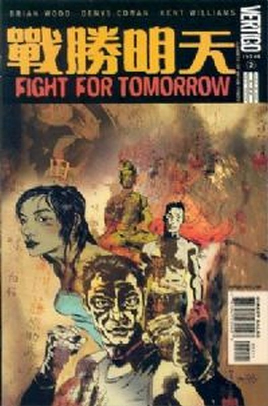 Cover of Fight for Tomorrow (2002 Ltd) #2. One of 250,000 Vintage American Comics on sale from Krypton!