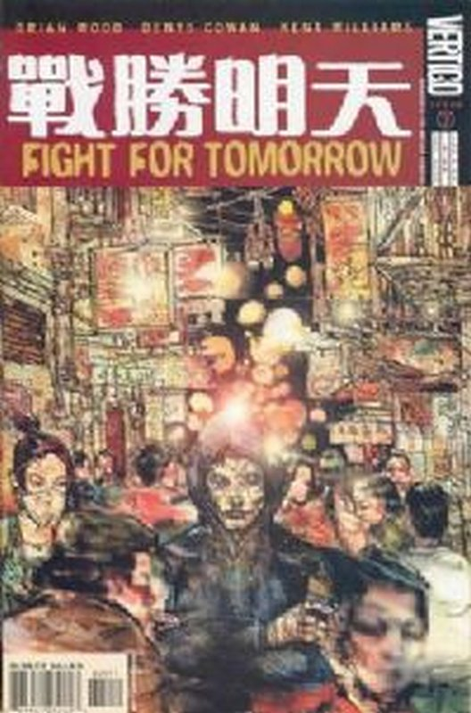 Cover of Fight for Tomorrow (2002 Ltd) #3. One of 250,000 Vintage American Comics on sale from Krypton!