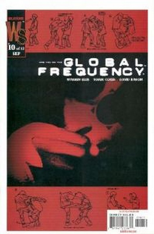 Cover of Global Frequency (2002 Ltd) #10. One of 250,000 Vintage American Comics on sale from Krypton!