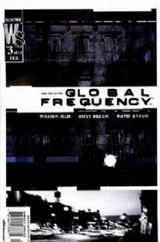 Cover of Global Frequency (2002 Ltd) #3. One of 250,000 Vintage American Comics on sale from Krypton!