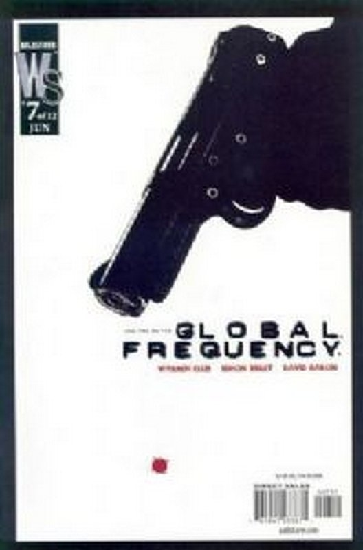 Cover of Global Frequency (2002 Ltd) #7. One of 250,000 Vintage American Comics on sale from Krypton!