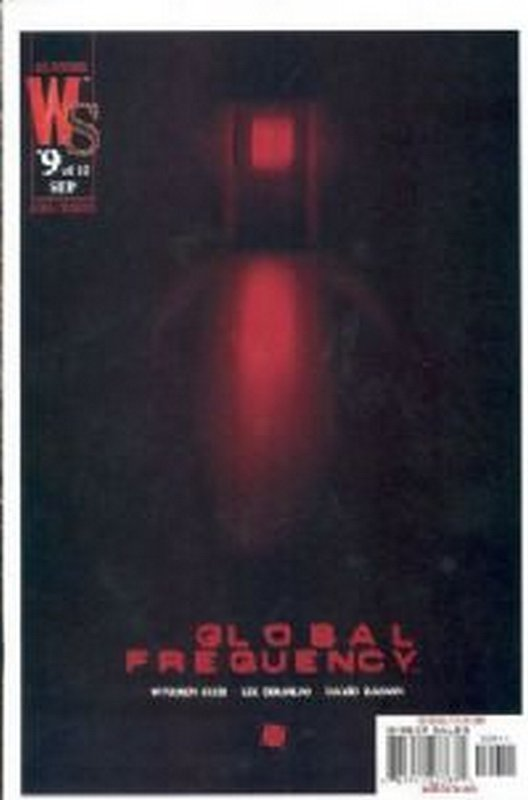 Cover of Global Frequency (2002 Ltd) #9. One of 250,000 Vintage American Comics on sale from Krypton!