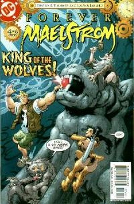 Cover of Forever Maelstrom (2002 Ltd) #4. One of 250,000 Vintage American Comics on sale from Krypton!