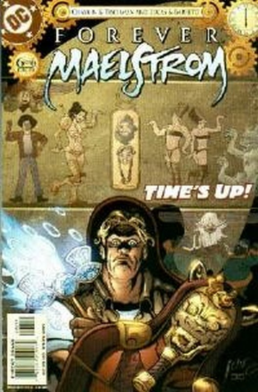 Cover of Forever Maelstrom (2002 Ltd) #6. One of 250,000 Vintage American Comics on sale from Krypton!
