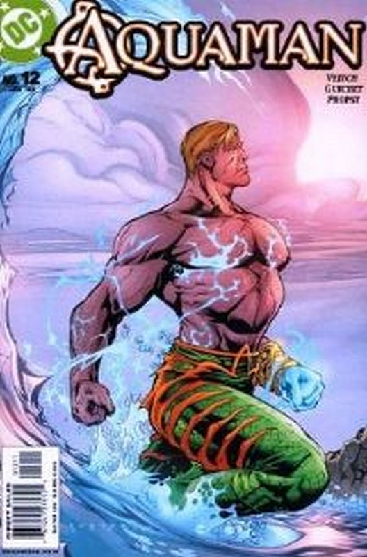 Cover of Aquaman (Vol 4) #12. One of 250,000 Vintage American Comics on sale from Krypton!