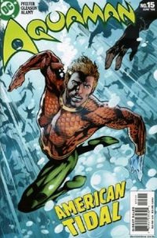 Cover of Aquaman (Vol 4) #15. One of 250,000 Vintage American Comics on sale from Krypton!