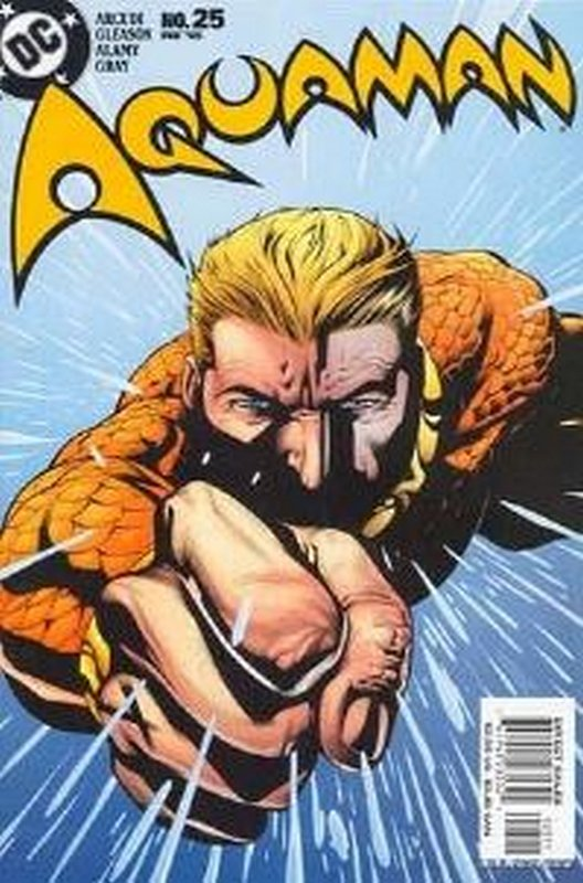 Cover of Aquaman (Vol 4) #25. One of 250,000 Vintage American Comics on sale from Krypton!