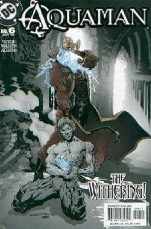 Cover of Aquaman (Vol 4) #6. One of 250,000 Vintage American Comics on sale from Krypton!