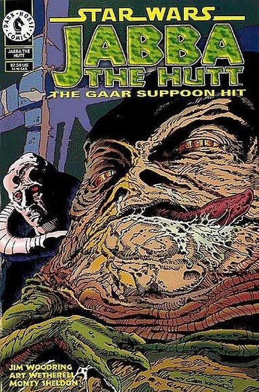 Cover of Star Wars: Jabba the Hut - Gaar Suppoon Hit #1. One of 250,000 Vintage American Comics on sale from Krypton!