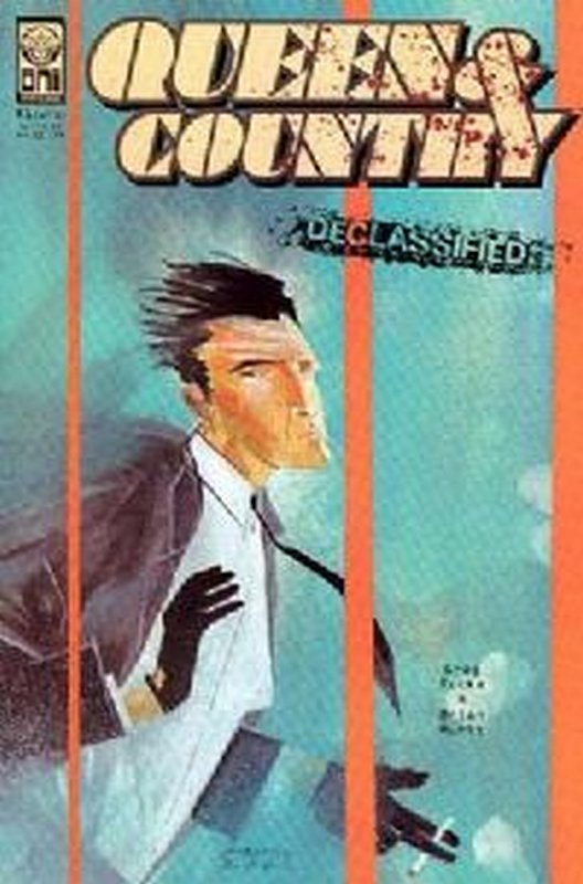 Cover of Queen & Country: Declassified (2002 Ltd) #1. One of 250,000 Vintage American Comics on sale from Krypton!