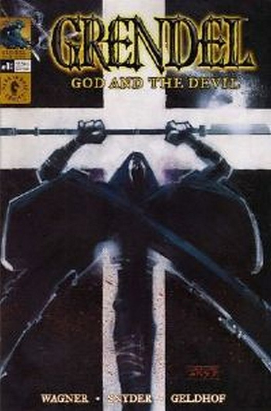 Cover of Grendel God & The Devil (2003 Ltd) #1. One of 250,000 Vintage American Comics on sale from Krypton!