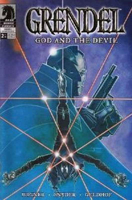 Cover of Grendel God & The Devil (2003 Ltd) #2. One of 250,000 Vintage American Comics on sale from Krypton!