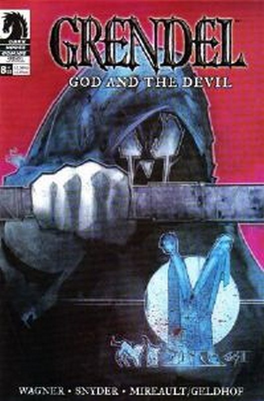 Cover of Grendel God & The Devil (2003 Ltd) #8. One of 250,000 Vintage American Comics on sale from Krypton!