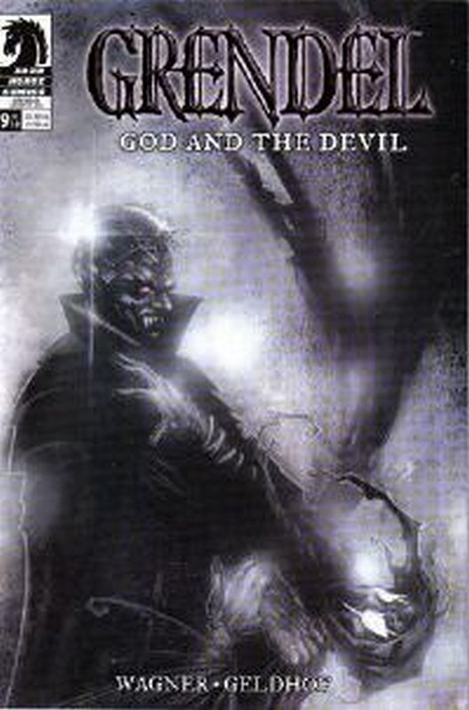 Cover of Grendel God & The Devil (2003 Ltd) #9. One of 250,000 Vintage American Comics on sale from Krypton!