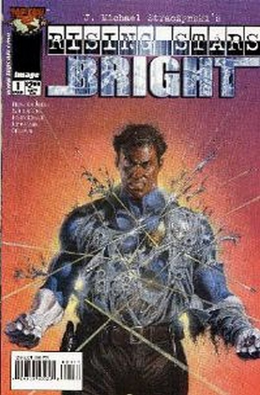 Cover of Rising Stars: Bright (2003 Ltd) #1. One of 250,000 Vintage American Comics on sale from Krypton!
