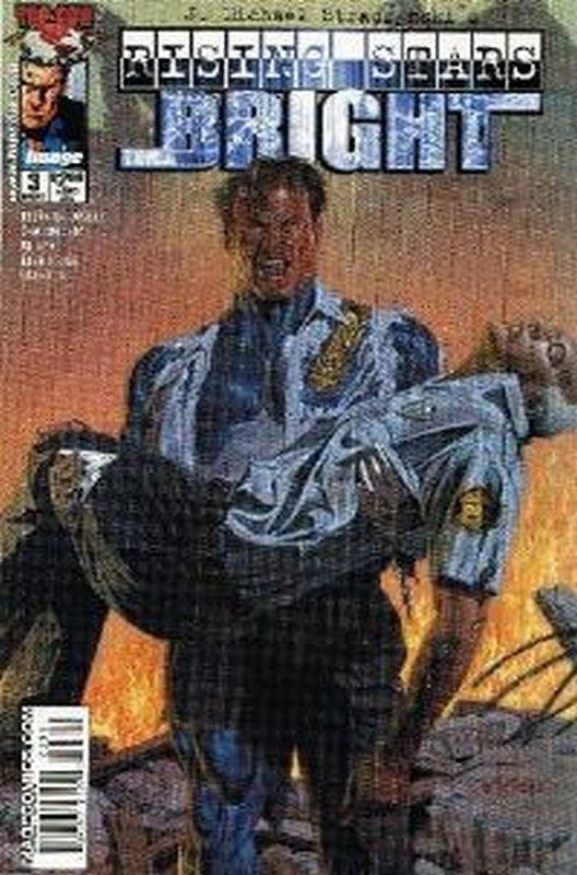 Cover of Rising Stars: Bright (2003 Ltd) #3. One of 250,000 Vintage American Comics on sale from Krypton!