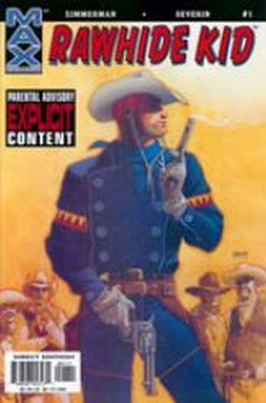 Cover of Rawhide Kid (2003 Ltd) #1. One of 250,000 Vintage American Comics on sale from Krypton!