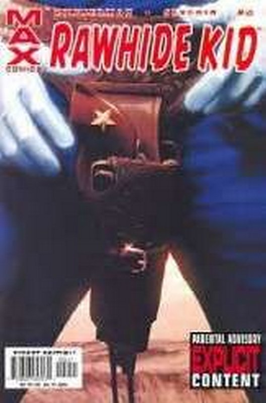 Cover of Rawhide Kid (2003 Ltd) #2. One of 250,000 Vintage American Comics on sale from Krypton!
