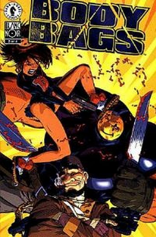 Cover of Body Bags (1996 Ltd) #2. One of 250,000 Vintage American Comics on sale from Krypton!