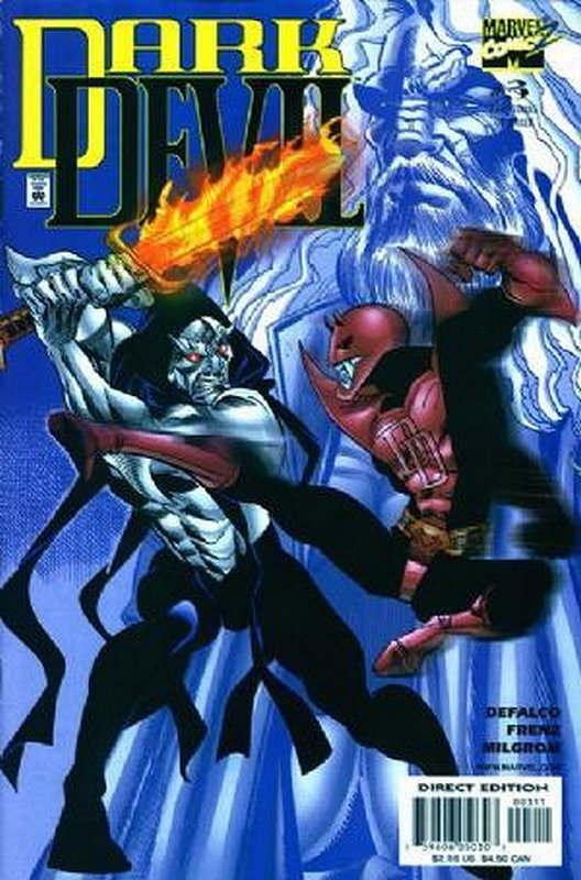 Cover of Darkdevil (2000 Ltd) #3. One of 250,000 Vintage American Comics on sale from Krypton!