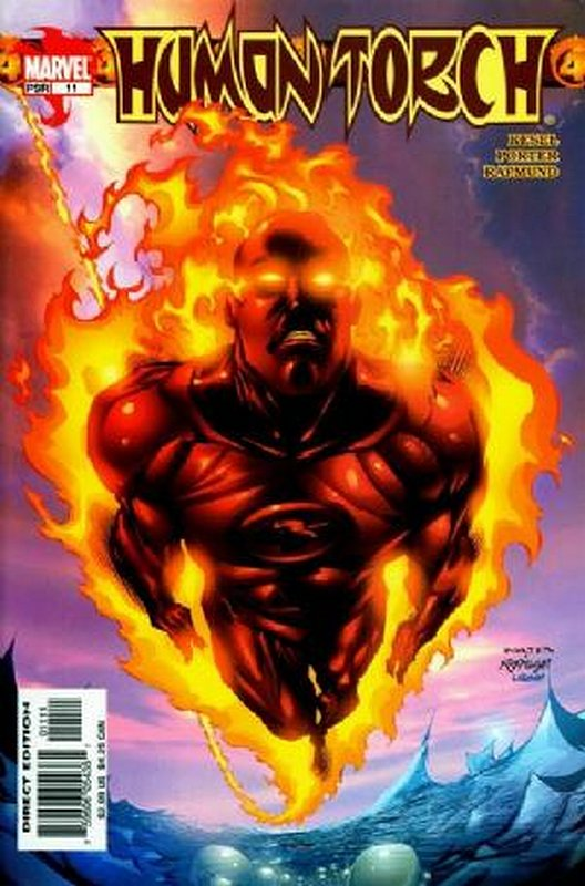 Cover of Human Torch (Vol 2) #11. One of 250,000 Vintage American Comics on sale from Krypton!