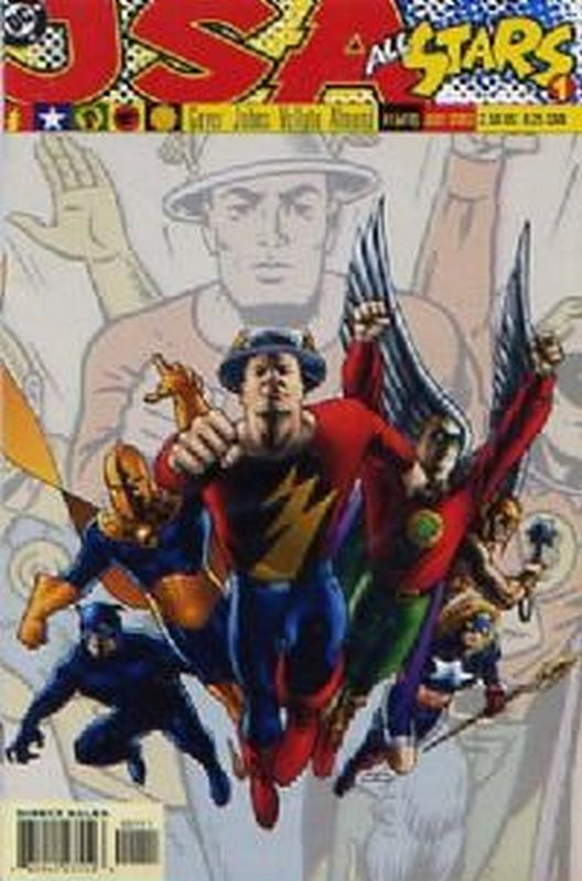 Cover of JSA: All-Stars (2003 Ltd) #1. One of 250,000 Vintage American Comics on sale from Krypton!