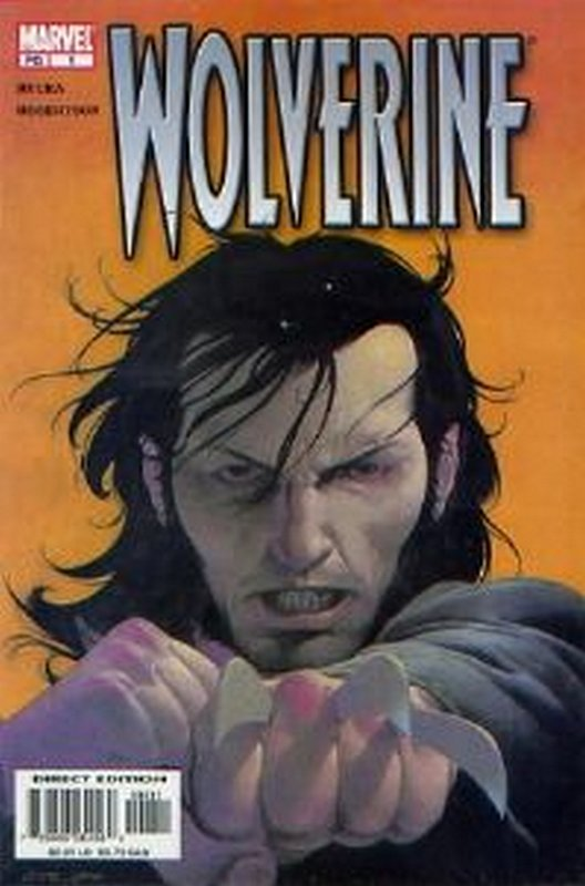 Cover of Wolverine (Vol 2) #1. One of 250,000 Vintage American Comics on sale from Krypton!