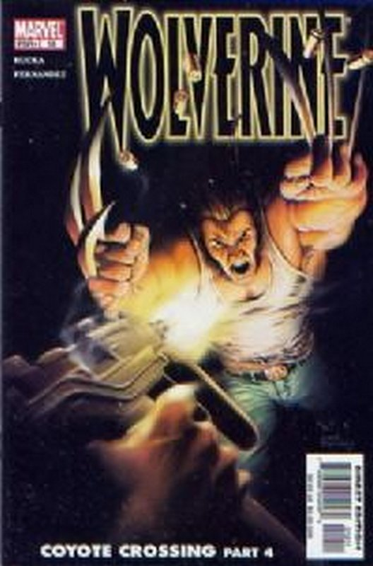 Cover of Wolverine (Vol 2) #10. One of 250,000 Vintage American Comics on sale from Krypton!