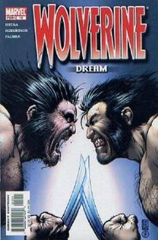 Cover of Wolverine (Vol 2) #12. One of 250,000 Vintage American Comics on sale from Krypton!