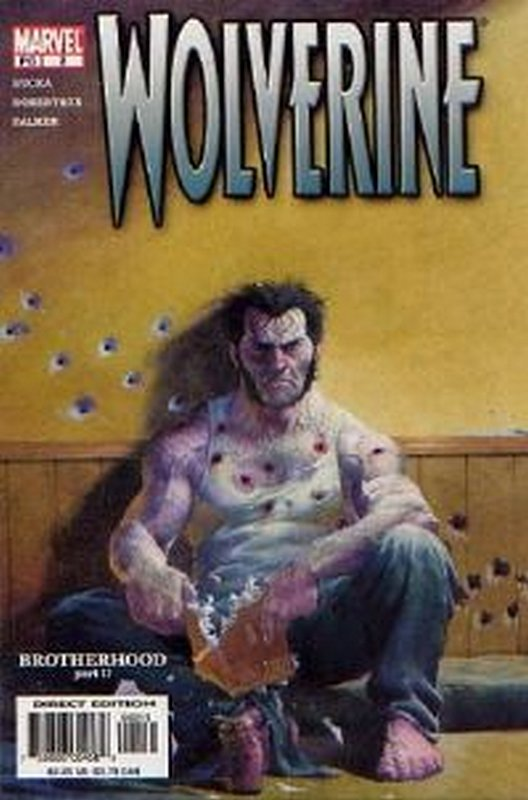 Cover of Wolverine (Vol 2) #2. One of 250,000 Vintage American Comics on sale from Krypton!