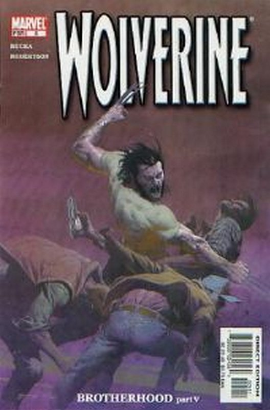 Cover of Wolverine (Vol 2) #5. One of 250,000 Vintage American Comics on sale from Krypton!
