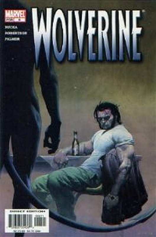 Cover of Wolverine (Vol 2) #6. One of 250,000 Vintage American Comics on sale from Krypton!