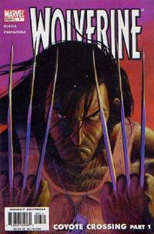 Cover of Wolverine (Vol 2) #7. One of 250,000 Vintage American Comics on sale from Krypton!