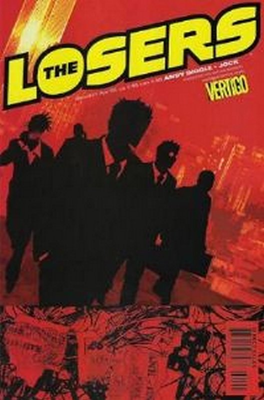 Cover of Losers (Vol 1) #21. One of 250,000 Vintage American Comics on sale from Krypton!