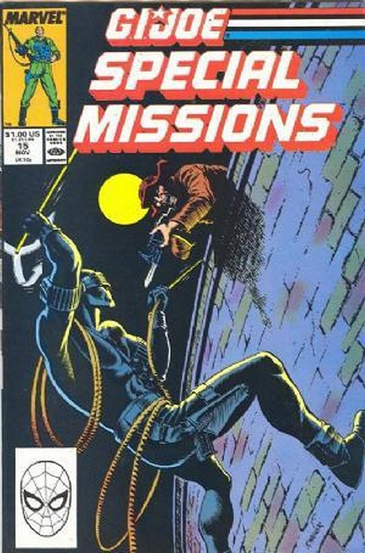 Cover of GI Joe: Special Missions #15. One of 250,000 Vintage American Comics on sale from Krypton!
