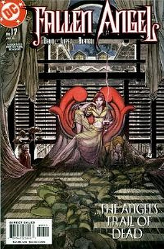 Cover of Fallen Angel (Vol 1) #17. One of 250,000 Vintage American Comics on sale from Krypton!