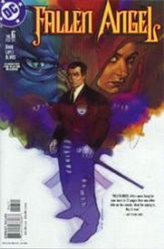 Cover of Fallen Angel (Vol 1) #6. One of 250,000 Vintage American Comics on sale from Krypton!