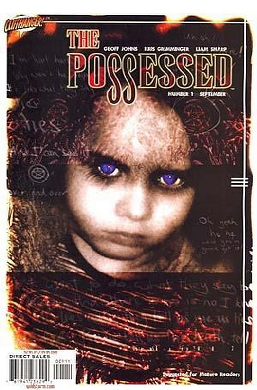 Cover of Possessed (2003 Ltd) The #1. One of 250,000 Vintage American Comics on sale from Krypton!