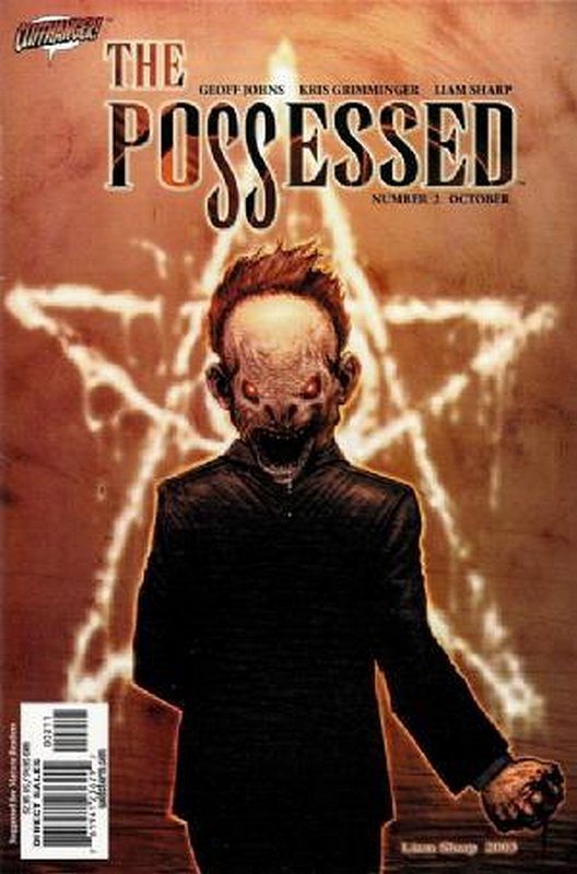 Cover of Possessed (2003 Ltd) The #2. One of 250,000 Vintage American Comics on sale from Krypton!