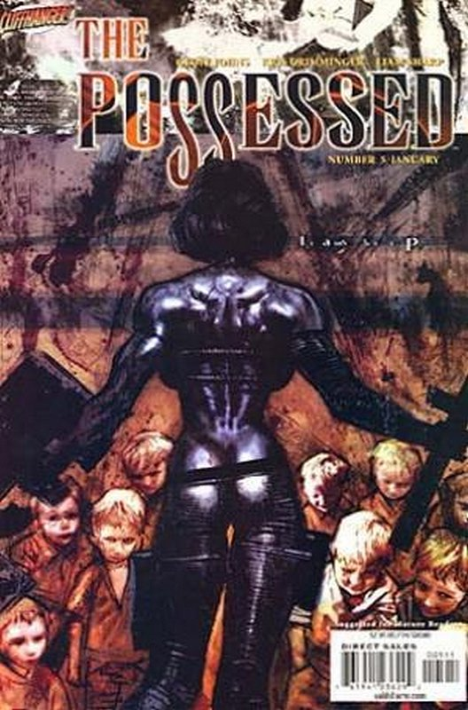 Cover of Possessed (2003 Ltd) The #5. One of 250,000 Vintage American Comics on sale from Krypton!