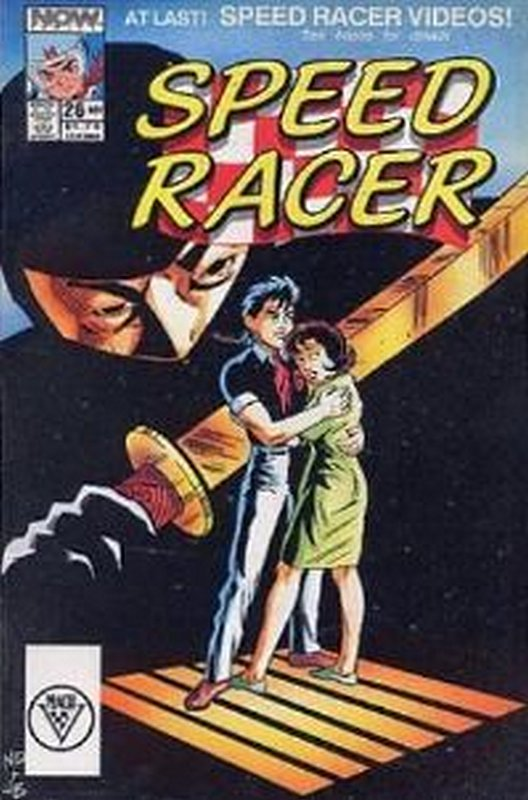 Cover of Speed Racer (Vol 1) #26. One of 250,000 Vintage American Comics on sale from Krypton!