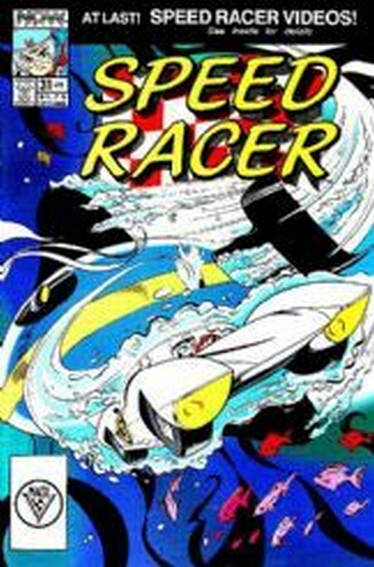 Cover of Speed Racer (Vol 1) #31. One of 250,000 Vintage American Comics on sale from Krypton!