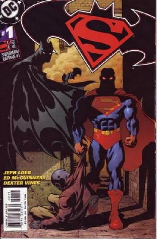 Cover of Superman/Batman (Vol 1) #1. One of 250,000 Vintage American Comics on sale from Krypton!
