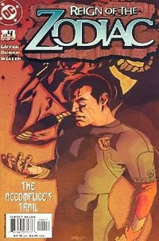 Cover of Reign of the Zodiac (Vol 1) #4. One of 250,000 Vintage American Comics on sale from Krypton!