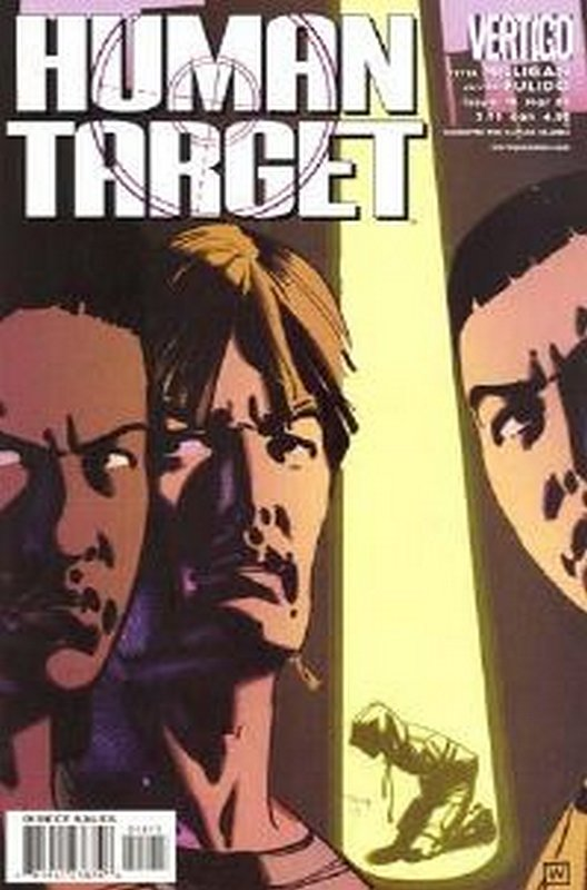 Cover of Human Target (Vol 1) #18. One of 250,000 Vintage American Comics on sale from Krypton!