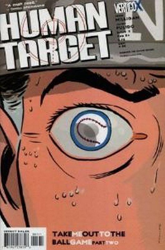 Cover of Human Target (Vol 1) #5. One of 250,000 Vintage American Comics on sale from Krypton!